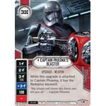 Captain Phasma's Blaster (Unique) - Two-Player Game - Star Wars Destiny - Big Orbit Cards