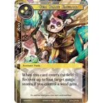 Gem Blade Emerald (Full Art) - Ancient Nights - Force of Will - Big Orbit Cards