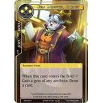 Gem Minister Garnet (Textured Full Art) - Ancient Nights - Force of Will - Big Orbit Cards