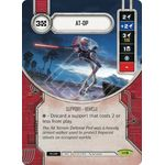 AT-DP - Empire at War - Star Wars Destiny - Big Orbit Cards