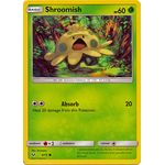 Shroomish - Shining Legends - Pokemon - Big Orbit Cards