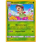 Breloom - Shining Legends - Pokemon - Big Orbit Cards