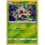Shroomish (Reverse Holo) - Shining Legends - Pokemon - Big Orbit Cards