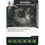 Banshee - The Wail of the Banshee - X-Men First Class - Marvel Dice Masters - Big Orbit Cards