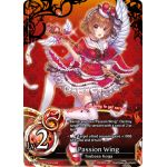 Passion Wing Lv.2 - The Magic Battle Begins - Force of Will - Big Orbit Cards