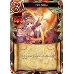 Fire Arrow - Wings of Anger - Force of Will - Big Orbit Cards