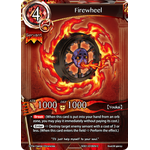 Firewheel - Wings of Anger - Force of Will - Big Orbit Cards