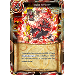 Incite Ferocity Lv.1 - Wings of Anger - Force of Will - Big Orbit Cards