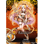 Sunny Lv.1 - The Magic Battle Begins - Force of Will - Big Orbit Cards