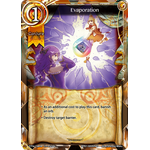 Evaporation - The Magic Battle Begins - Force of Will - Big Orbit Cards