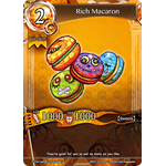 Rich Macaron - The Magic Battle Begins - Force of Will - Big Orbit Cards