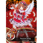Passion Wing Lv.1 - The Magic Battle Begins - Force of Will - Big Orbit Cards