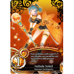 Nebula Soleil Lv.1 - The Magic Battle Begins - Force of Will - Big Orbit Cards