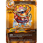 Afternoon Tea - The Magic Battle Begins - Force of Will - Big Orbit Cards