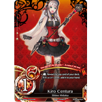 Kiro Centura Lv.1 - The Magic Battle Begins - Force of Will - Big Orbit Cards