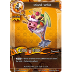 Mixed Parfait - The Magic Battle Begins - Force of Will - Big Orbit Cards