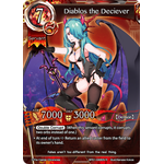 Diablos the Deciever - The Magic Battle Begins - Force of Will - Big Orbit Cards