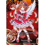 Passion Wing Lv.1 - Wings of Anger - Force of Will - Big Orbit Cards