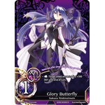 Glory Butterfly Lv.1 - Arrogant Swallowtail - Force of Will - Big Orbit Cards