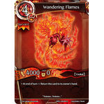 Wandering Flames - The Magic Battle Begins - Force of Will - Big Orbit Cards