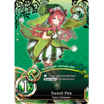 Sweet Pea Lv.1 - The Magic Battle Begins - Force of Will - Big Orbit Cards