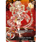 Crimson Nicola Lv.1 - Wings of Anger - Force of Will - Big Orbit Cards