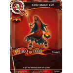 Little Match Girl - Wings of Anger - Force of Will - Big Orbit Cards