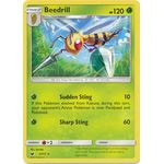 Beedrill - Crimson Invasion - Pokemon - Big Orbit Cards