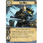 Lone Wolf - Decree of Ruin - Planetfall Cycle - Warhammer 40,000 Conquest - Big Orbit Cards
