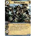 Righteous Initiate - Decree of Ruin - Planetfall Cycle - Warhammer 40,000 Conquest - Big Orbit Cards