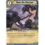 Accept any Challenge - Decree of Ruin - Planetfall Cycle - Warhammer 40,000 Conquest - Big Orbit Cards