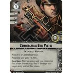 Commissarial Bolt Pistol - Decree of Ruin - Planetfall Cycle - Warhammer 40,000 Conquest - Big Orbit Cards