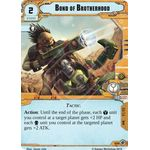Bond of Brotherhood - Decree of Ruin - Planetfall Cycle - Warhammer 40,000 Conquest - Big Orbit Cards
