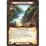 Cliffside Inlet - Flight of the Stormcaller - The Lord of the Rings The Card Game - Big Orbit Cards