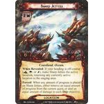 Shard Jetties - Flight of the Stormcaller - The Lord of the Rings The Card Game - Big Orbit Cards
