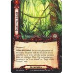 Deceitful Island - Temple of the Deceived - The Lord of the Rings The Card Game - Big Orbit Cards