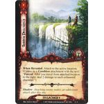 Sudden Precipice - Temple of the Deceived - The Lord of the Rings The Card Game - Big Orbit Cards