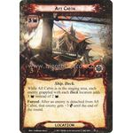 Aft Cabin - The Thing in the Depths - The Lord of the Rings The Card Game - Big Orbit Cards