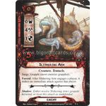 Slithering Arm - The Thing in the Depths - The Lord of the Rings The Card Game - Big Orbit Cards