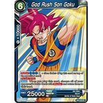 God Rush Son Goku - Galactic Battle - Dragon Ball Super TCG - Big Orbit Cards