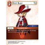 Red Mage (4-002) - Opus 4 - Final Fantasy TCG - Big Orbit Cards