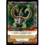 Demon Hunter's Aspect (Scratched Loot) - War of the Ancients - World of Warcraft - Big Orbit Cards