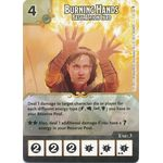 Burning Hands - Basic Action Card (Foil) - Tomb of Annihilation - Dungeons & Dragons Dice Masters - Big Orbit Cards