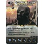 Captain Elok Jaharwon - Captain of the Dragonfang - Tomb of Annihilation - Dungeons & Dragons Dice Masters - Big Orbit Cards