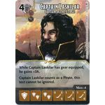 Captain Laskilar - Captain of the Stirge - Tomb of Annihilation - Dungeons & Dragons Dice Masters - Big Orbit Cards