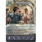 Poison Dart Trap - Lesser Trap - Tomb of Annihilation - Dungeons & Dragons Dice Masters - Big Orbit Cards