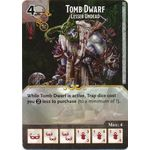 Tomb Dwarf - Lesser Undead (Foil) - Tomb of Annihilation - Dungeons & Dragons Dice Masters - Big Orbit Cards
