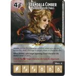 Xandala Cimber - Surrounded By Fools - Tomb of Annihilation - Dungeons & Dragons Dice Masters - Big Orbit Cards