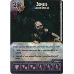 Zombie - Lesser Undead - Tomb of Annihilation - Dungeons & Dragons Dice Masters - Big Orbit Cards