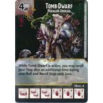 Tomb Dwarf - Paragon Undead (Foil) - Tomb of Annihilation - Dungeons & Dragons Dice Masters - Big Orbit Cards